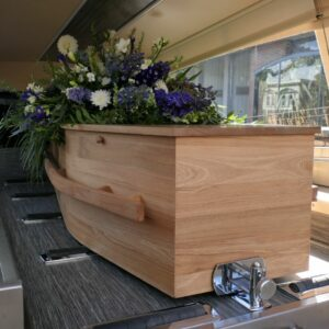 A casket burial vault can provide peace of mind, but one should tread carefully when selecting