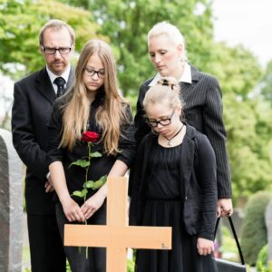 Pure honesty should be enforced when speaking with children about death and funerals