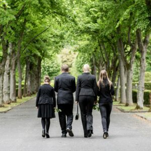 It is important to consider a persons interests and personality when arranging a funeral