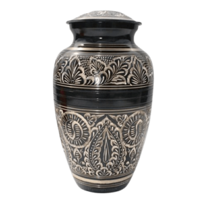A cremation urn can help create an unforgettable memorial tribute